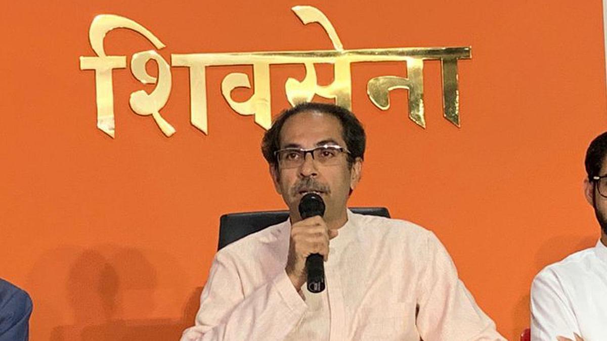 #ShivSenaCheatsMaharashtra- भाजपा से गठबंधन तोड़ने पर नाराज़ लोग