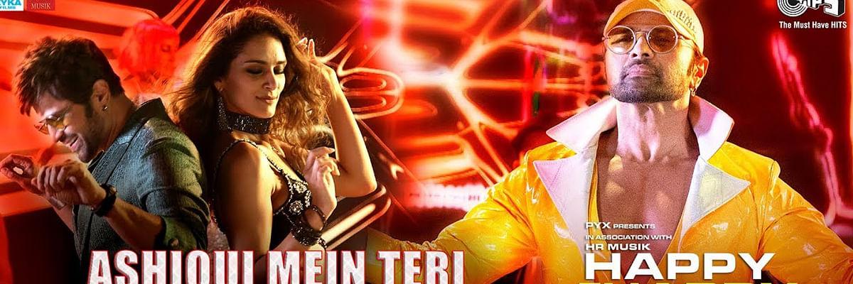 हिमेश और रानू की आवाज़ का जादू, यूट्यूब पर ट्रेंड कर रहा है गाना