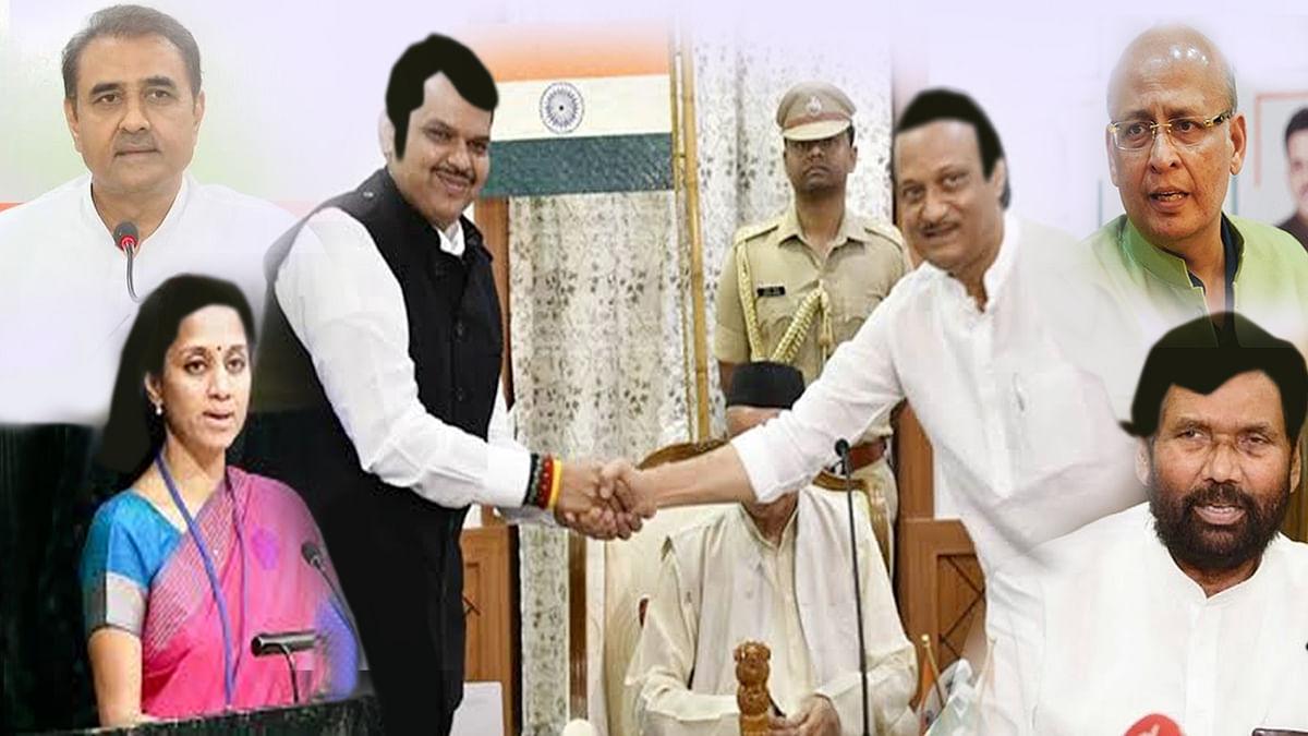Maharashtra Govt Formation