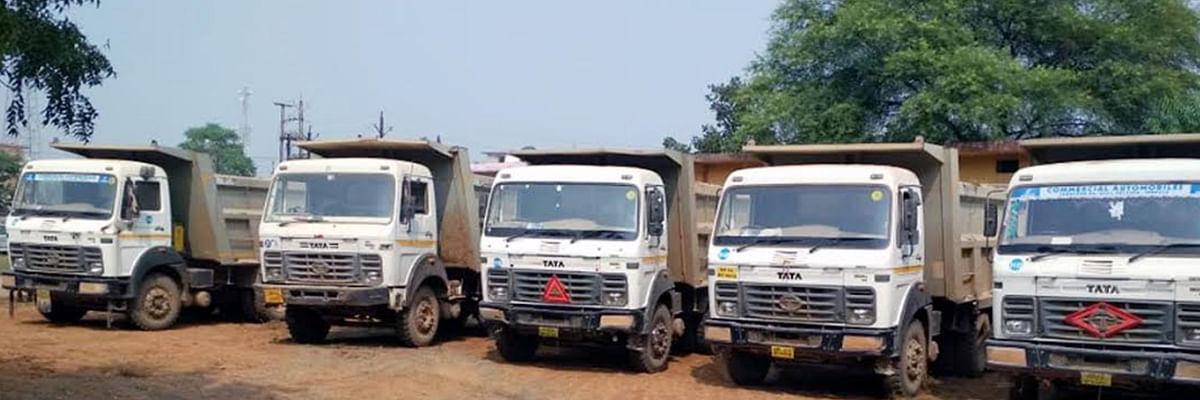बहोरीबन्द SDM द्वारा पद संभालते ही अवैध उत्खनन पर बड़ी कार्यवाही