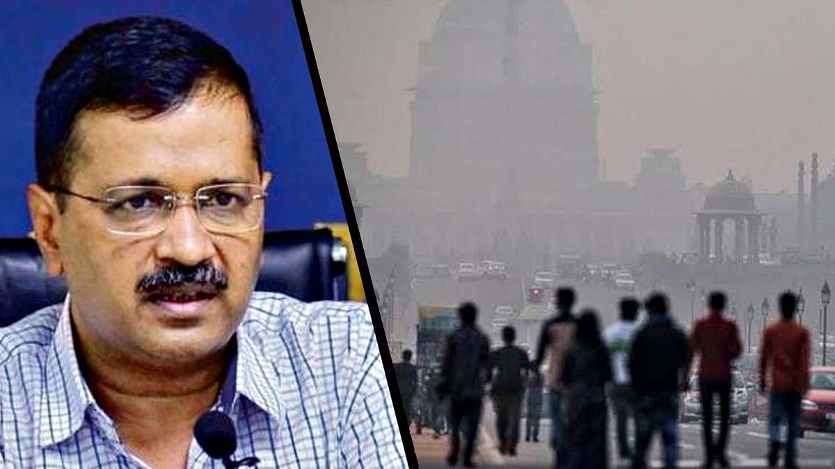 दिल्ली बनी 'गैस चैंबर'-खतरनाक स्तर पर पहुंची आबोहवा