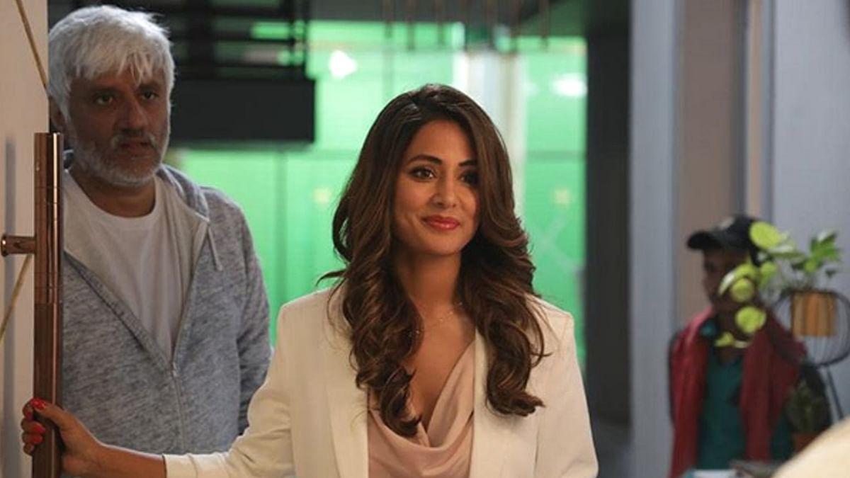 हिना खान की डेब्यू फिल्म Hacked(हैक्ड)