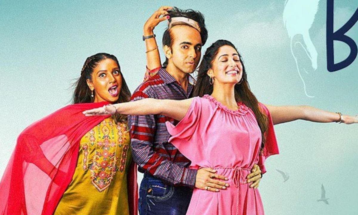 'बाला' ने कमाए 100 करोड़, आयुष्मान के करियर की तीसरी फिल्म