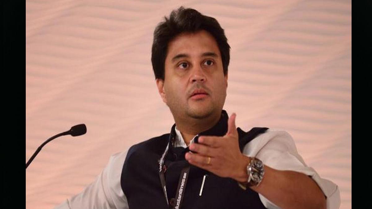 कांग्रेस नेता सिंधिया ने अफवाहों को किया खारिज