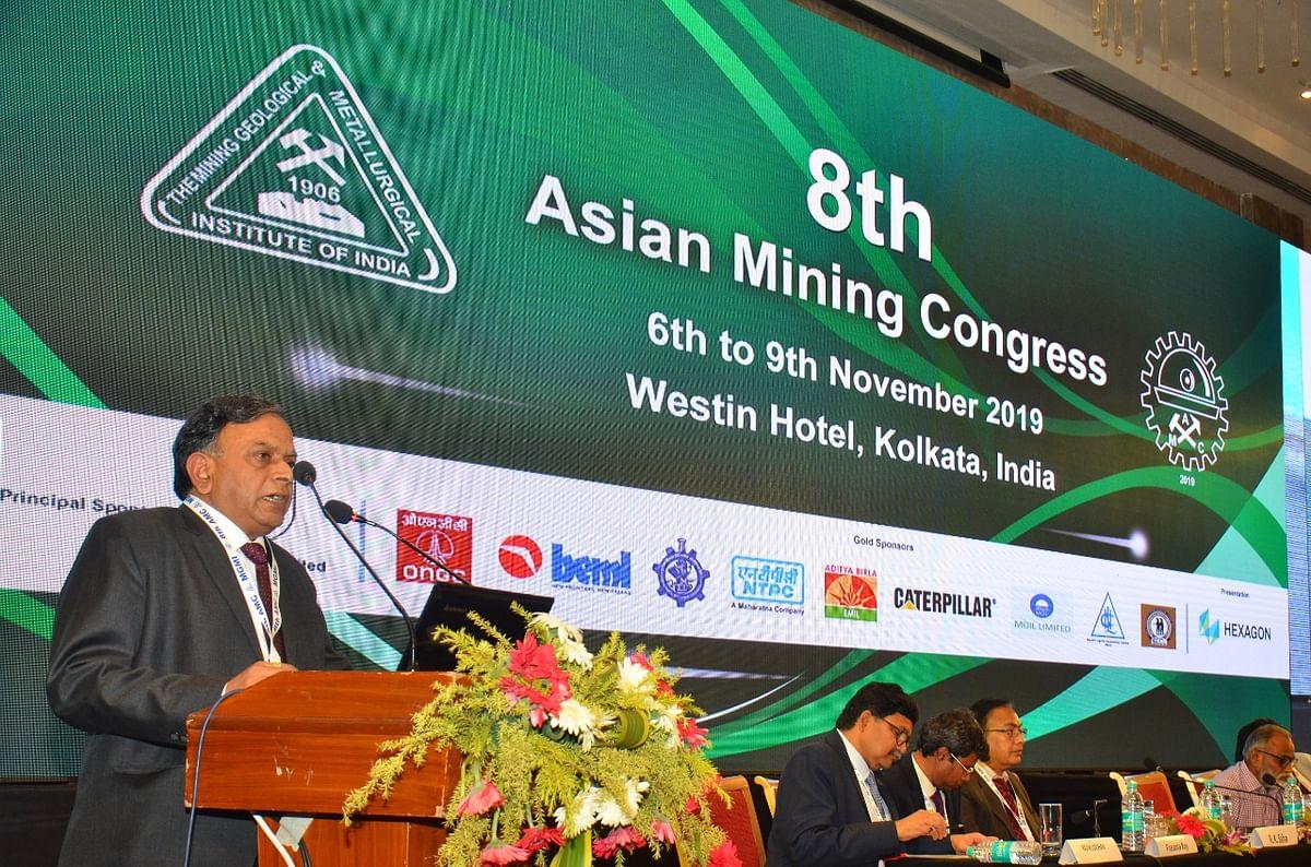 देश की अर्थव्यवस्था में कोयला उद्योग का अहम योगदान: पी॰ के॰ सिन्हा