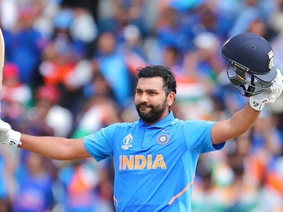 आज ही के दिन वनडे में रोहित शर्मा ने अकेले बनाए थे 264 रन