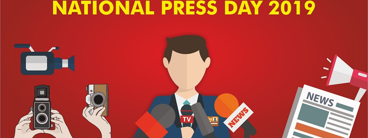 National Press Day 2019