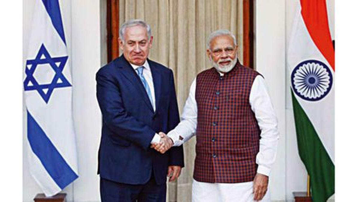 #IndiaStandsWithIsrael