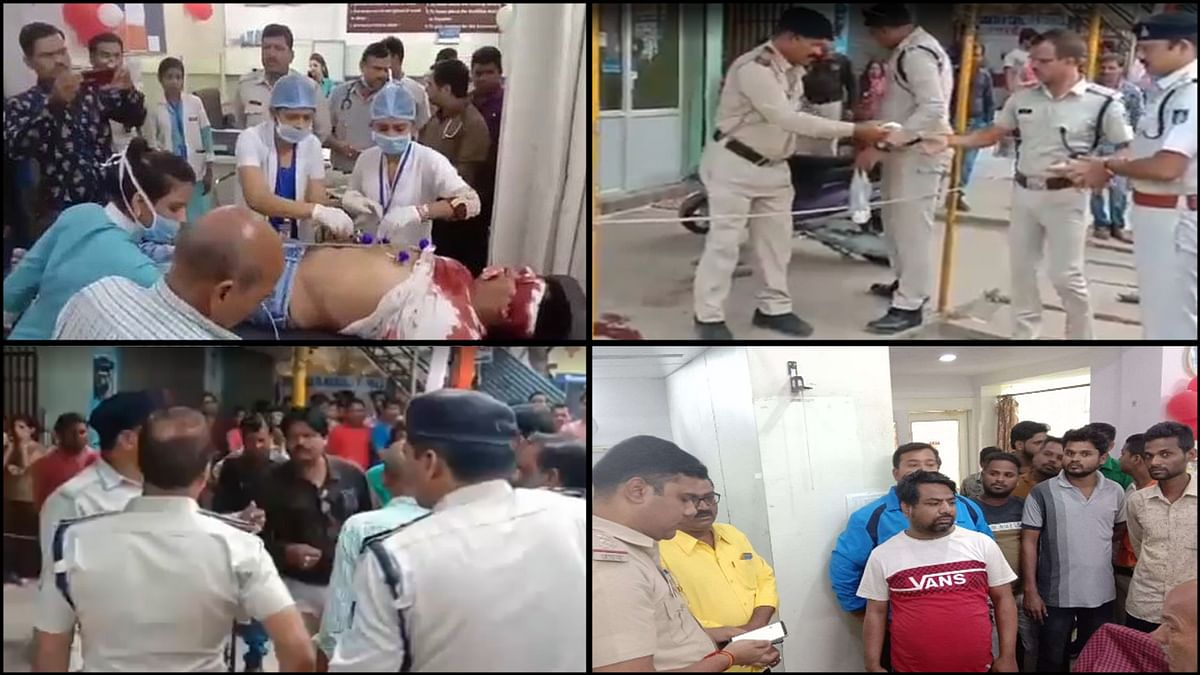 जबलपुर: जमीनी विवाद पर कांग्रेस नेता की हत्या, कई घायल
