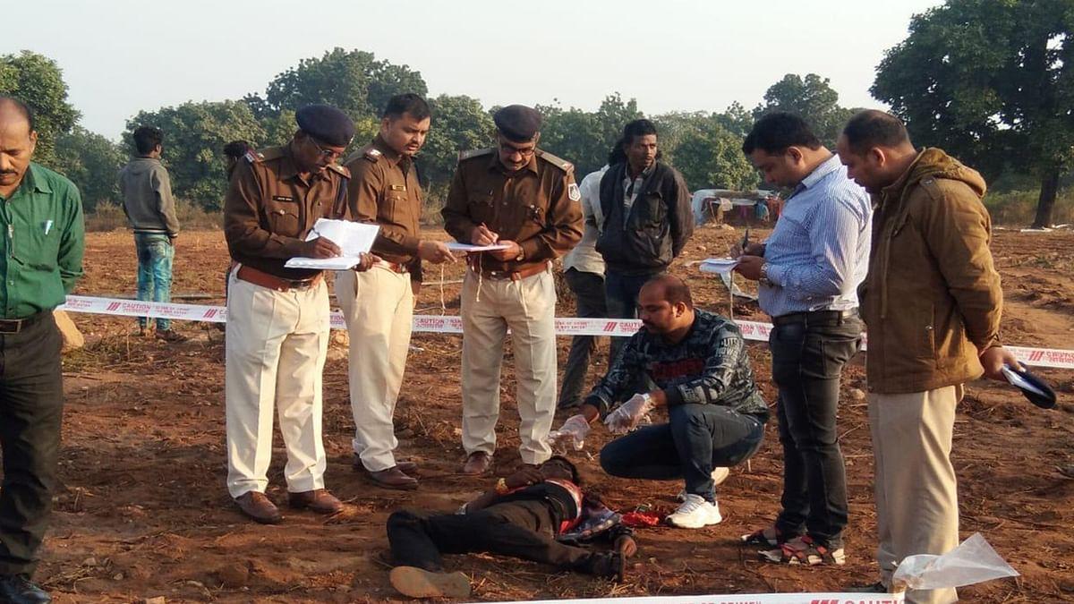 बमीठा क्षेत्र में हत्या का मामला