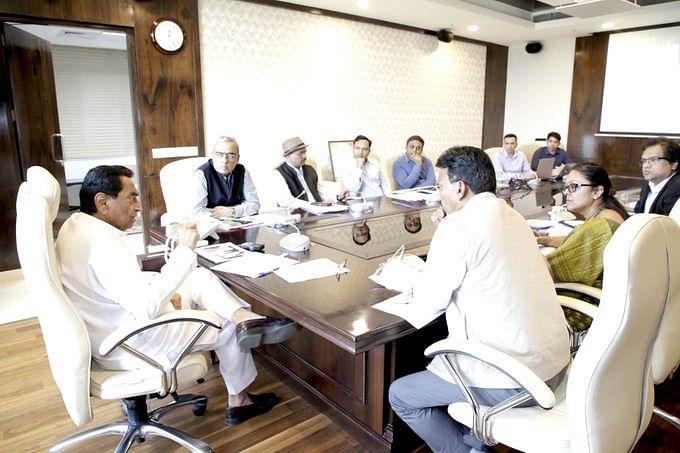 """MP के सभी जिलों में लागू होगी """"आयुष्मान मध्यप्रदेश"""" योजना : कमलनाथ"""