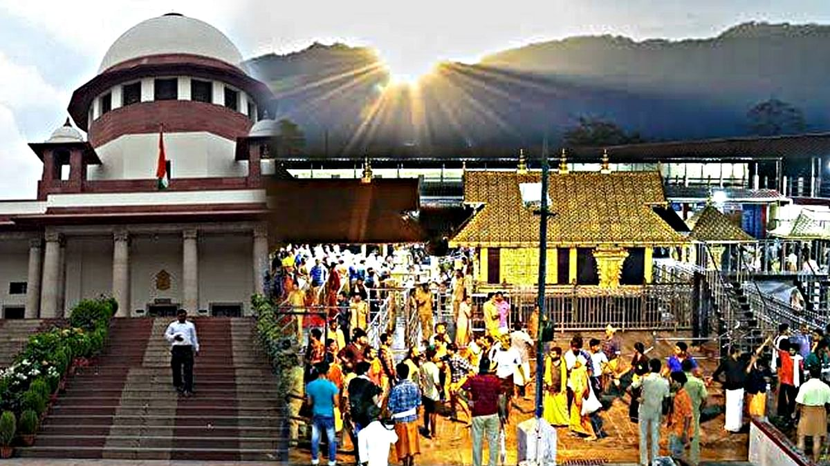 Sabarimala Temple Verdict
