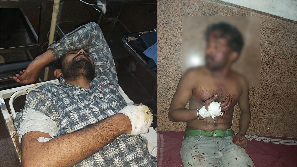 भोपाल: 144भी नाकाफी, पुलिस स्टेशन के पास ही गोलीकांड-लूट की वारदात