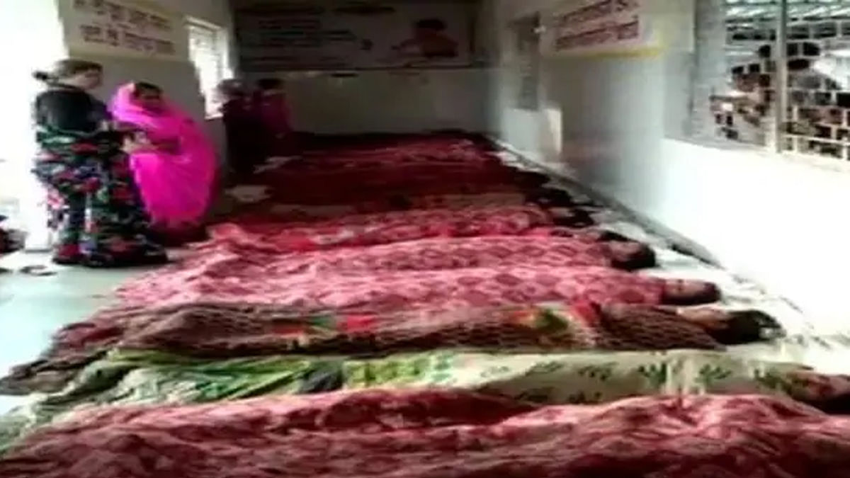 सरकार की हेल्थ सेवाएं ताक पर, महिला मरीजों को नसीब नहीं हुआ बिस्तर