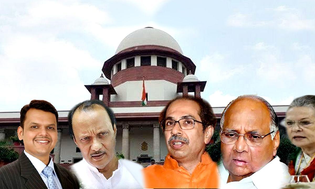 महाराष्ट्र: फैसला शीर्ष अदालत में सुरक्षित, जानिए किसने-क्या-कहा