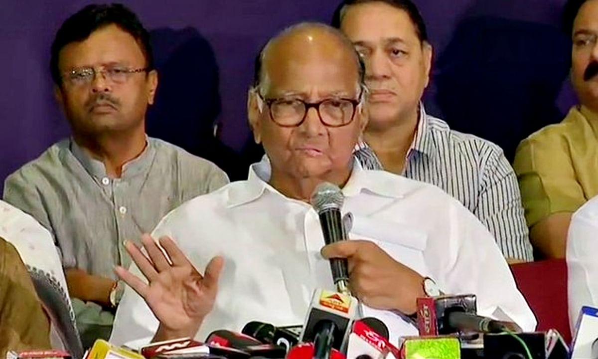 महाराष्ट्र राजनीति में नया मोड़, NCP नेता का चौंका देने वाला बयान