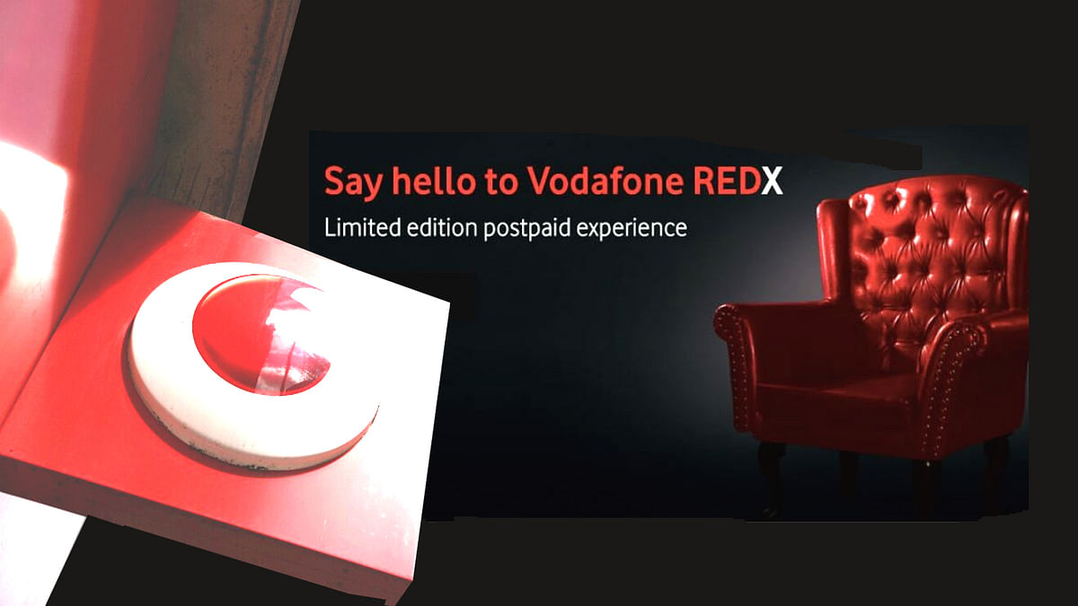 Vodafone-Idea RedX Plan