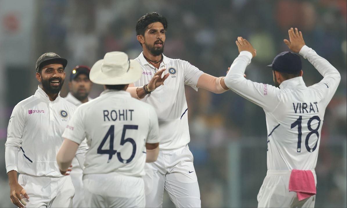 दूसरी पारी में भी भारतीय गेंदबाजों के आगे घुटने टेकते बांग्लादेशी