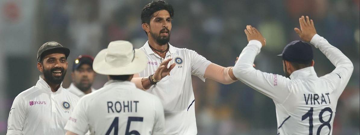 IND Vs BAN: दूसरी पारी में भी भारतीय गेंदबाजों के आगे घुटने टेकते बांग्लादेशी