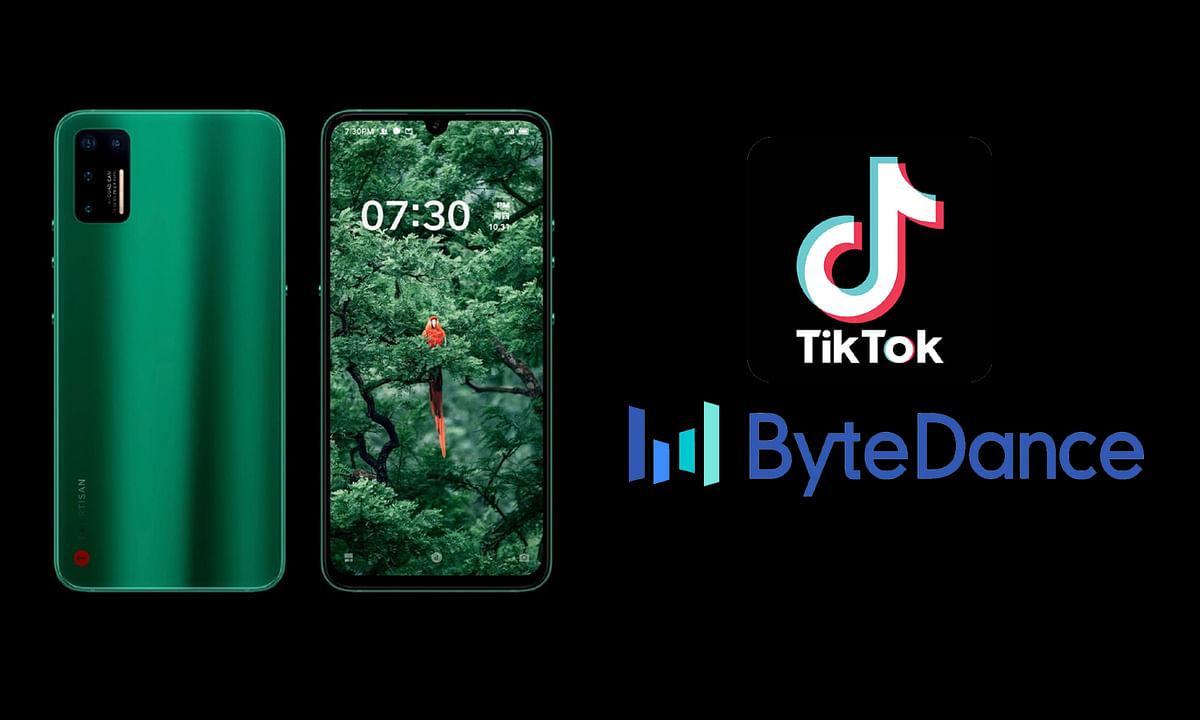 TikTok लवर्स के लिए किया कंपनी ने पहला स्मार्टफोन लांच