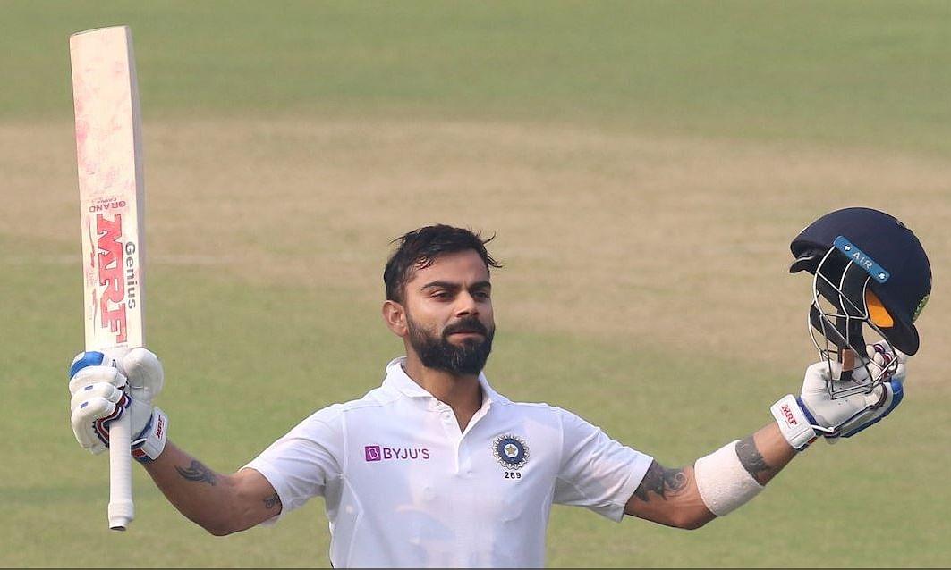IND Vs BAN: डे-नाइट टेस्ट में विराट कोहली ने जड़ा 27वां शतक