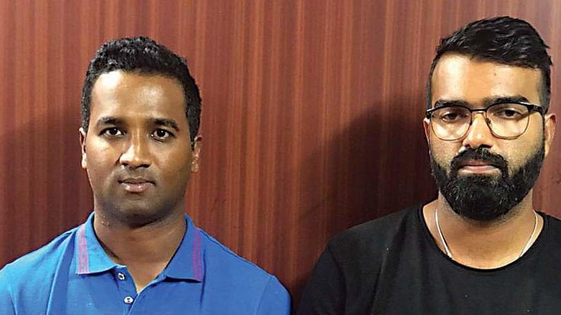 CM Gautam and Abrar Kazi