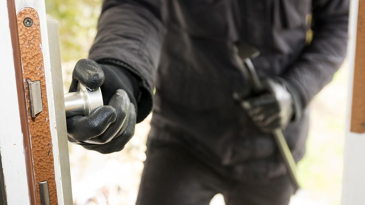 भोपाल: नहीं थम रहीं चोरी की वारदातें-ताला तोड़कर लाखों का माल गायब