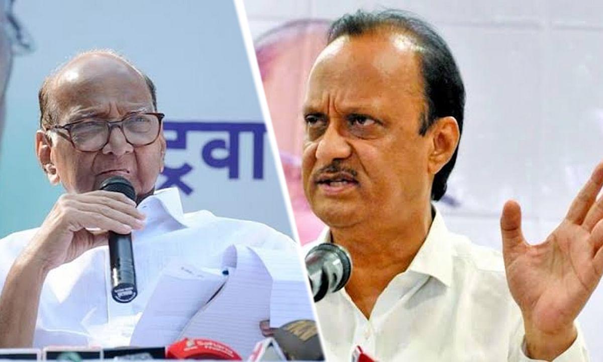 महाराष्ट्र: ट्विटर पर भिड़े NCP नेता