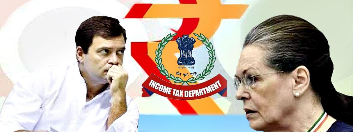 100 Crore Tax File