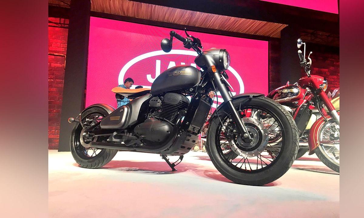 Harley Davidson को टक्कर देने मार्केट में आई नई बाइक Jawa Perak