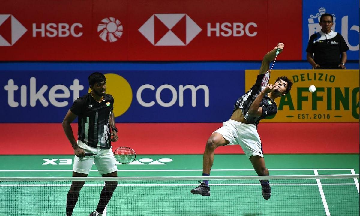 China Open: सात्विक-चिराग ने सेमीफाइनल में जगह बनाई