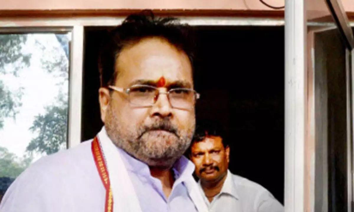 मेरे खिलाफ फिर बड़ा षड्यंत्र किया गया है : पूर्व मंत्री