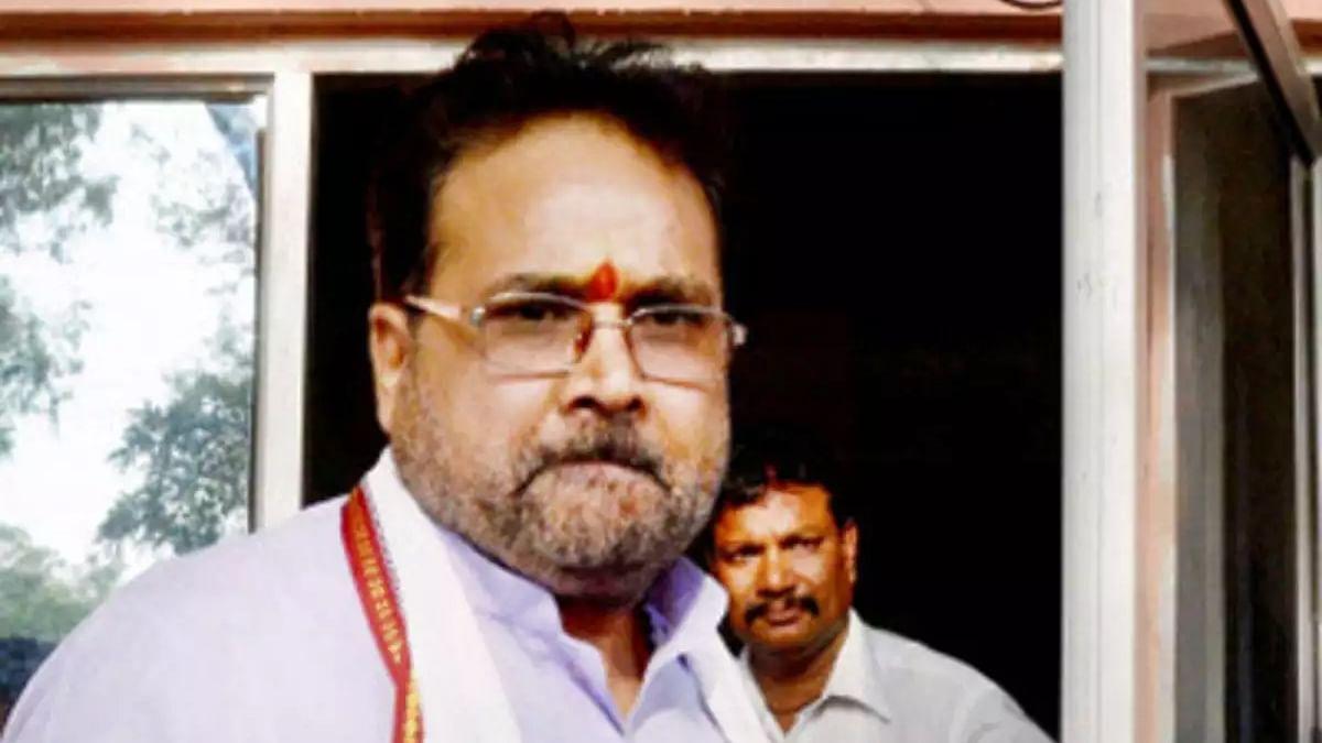 पूर्व मंत्री लक्ष्मीकांत शर्मा