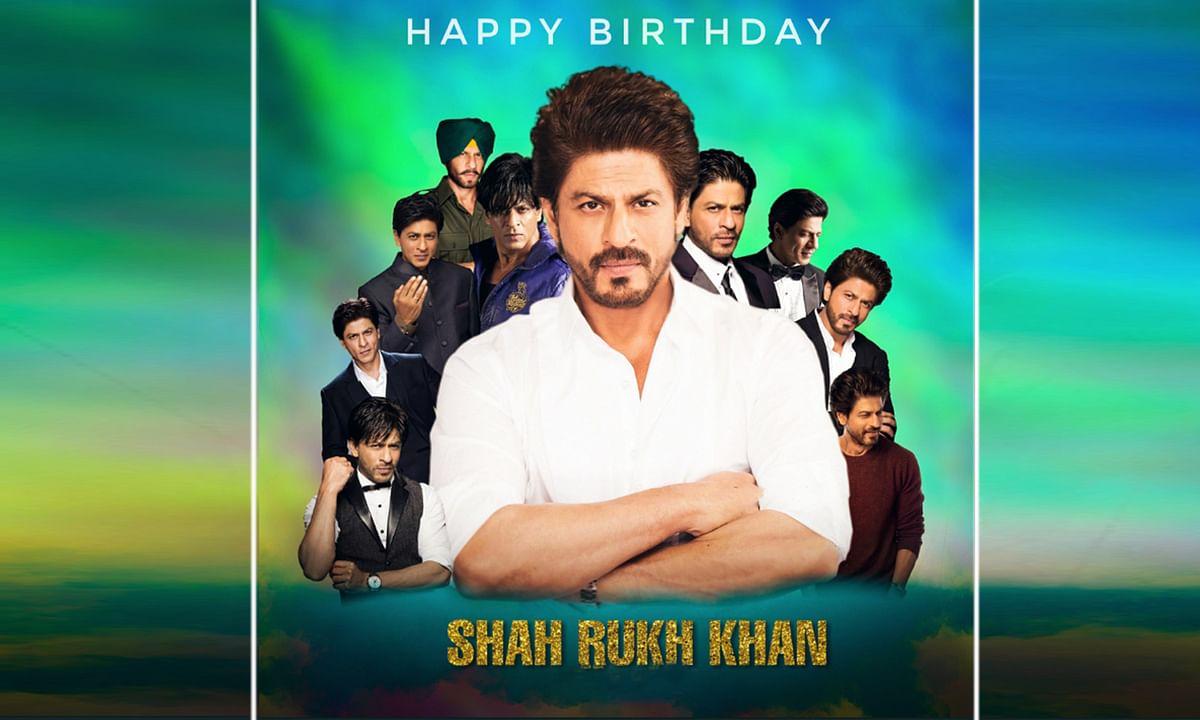 आज अपना 54वां जन्मदिन मना रहें हैं शाहरुख खान