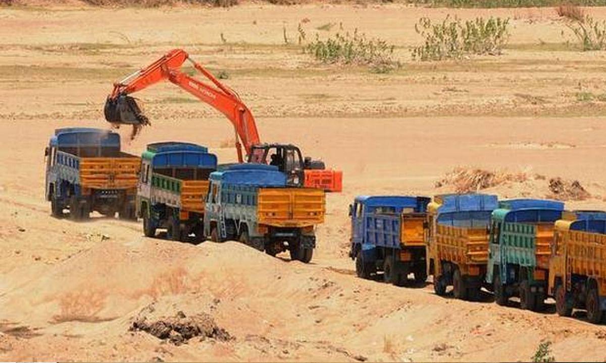 शहडोल : खनिज निगम के हाथों में सौंपी रेत खदानों की कमान