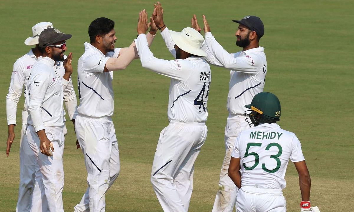 INDVSBAN: भारत का विजय रथ जारी, बांग्लादेश को मिली करारी शिकस्त