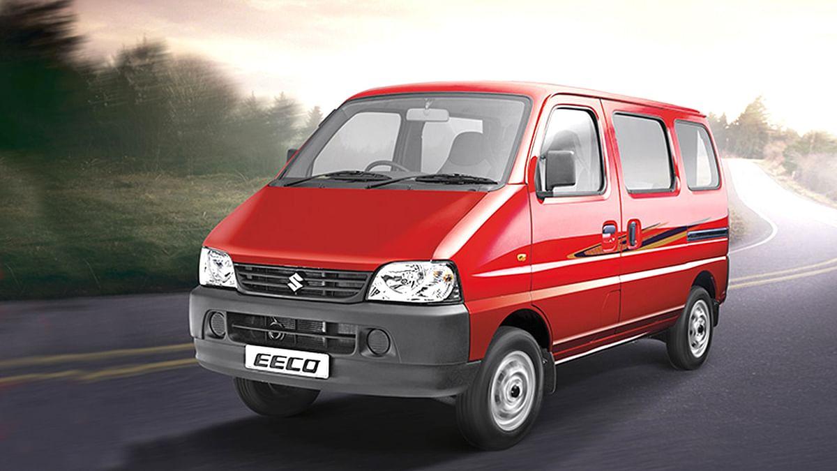 कंपनी दे रही है Maruti Suzuki Eeco पर भारी छूट
