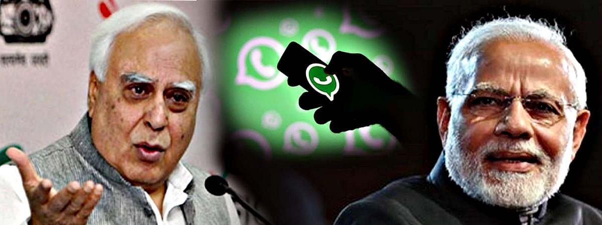 WhatsApp Spying Case