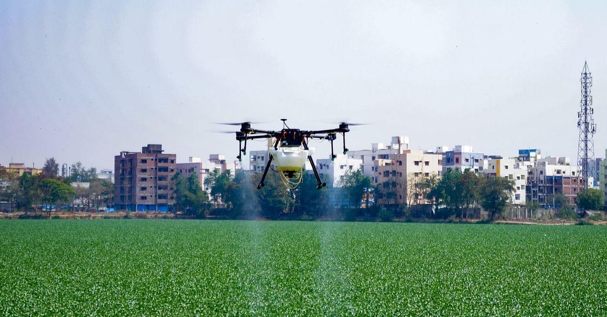 भोपाल में डेंगू से बचाव के लिए ड्रोन से होगा दवा का छिड़काव