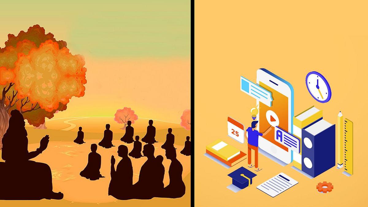 क्या आज की शिक्षा से बेहतर है पौराणिक शिक्षा पद्धति?