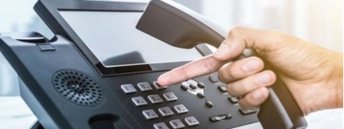 Businessman phone call fraud case Haujkaji area Delhi