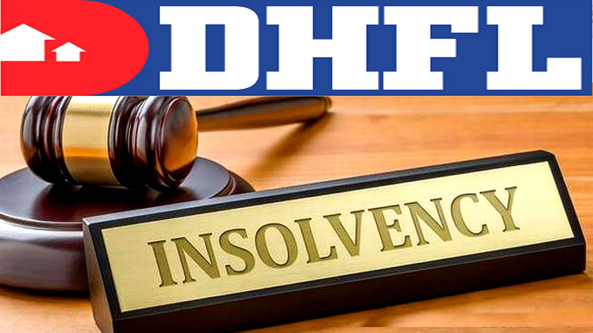 Insolvency process started against DHFL