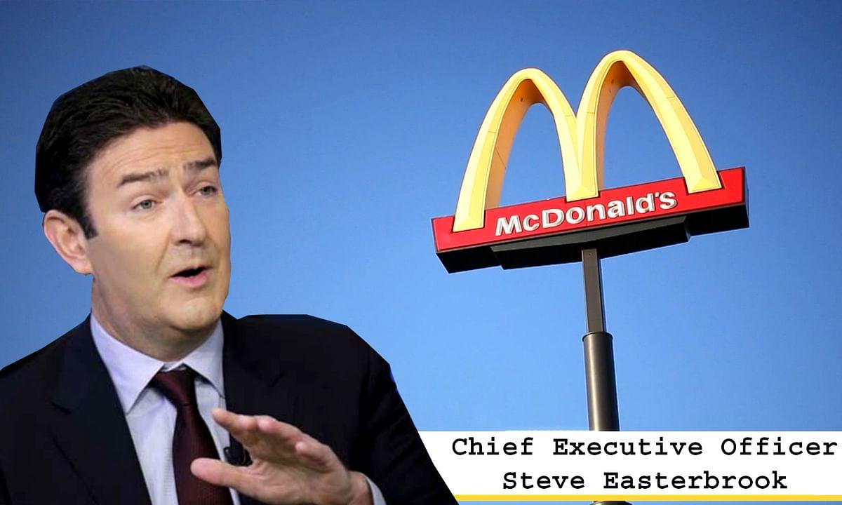 McDonald के CEO को कर्मचारी से रिलेशन बनाना पड़ा महंगा