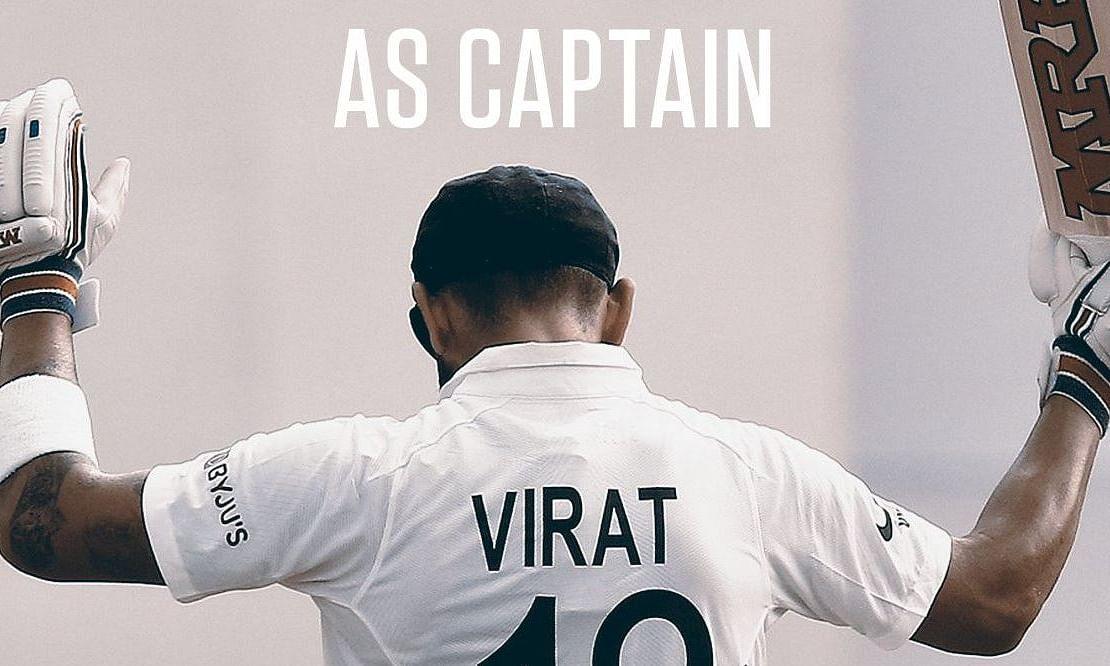 पिंक बॉल टेस्ट में कोहली का वर्ल्ड रिकॉर्ड, भारत का दबदबा कायम