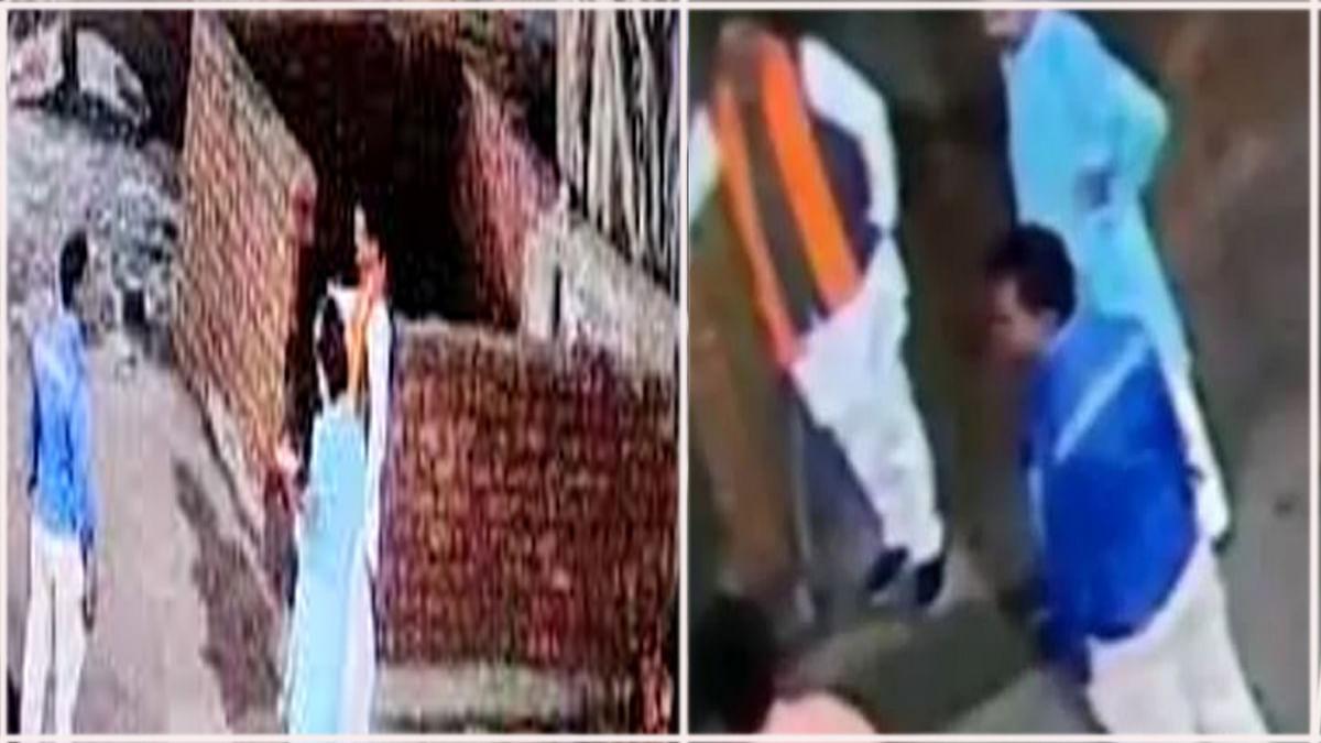 BJP सांसद पर पुलिस चौकी की दीवार गिराने का आरोप