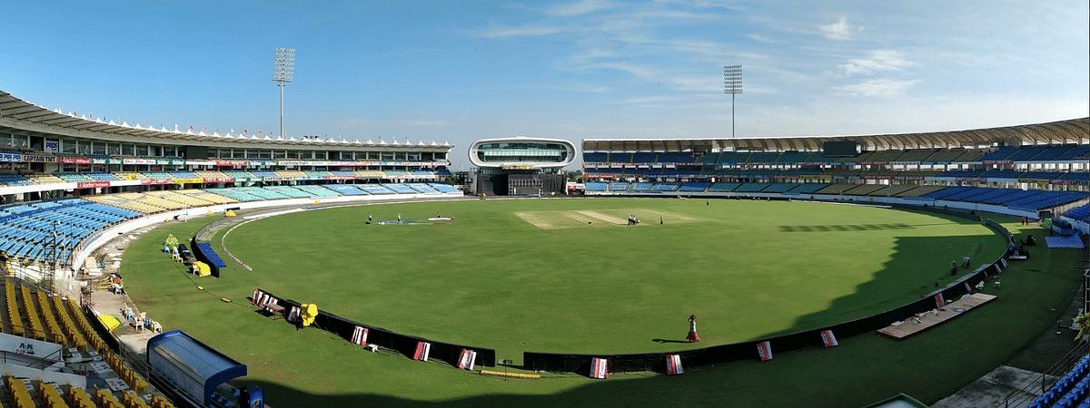राजकोट में चक्रवात 'महा' का संकट खत्म, मैच पर नहीं होगा असर