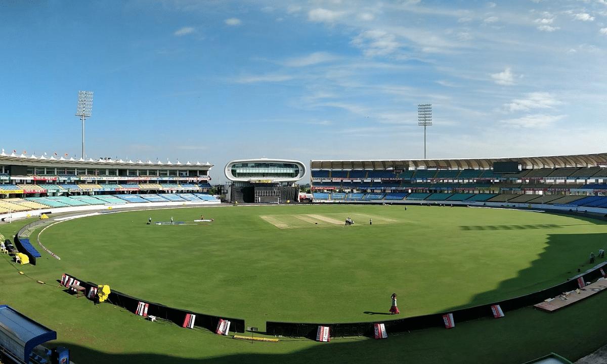 राजकोट में चक्रवात 'महा' का संकट खत्म, T20 मैच पर नहीं होगा असर