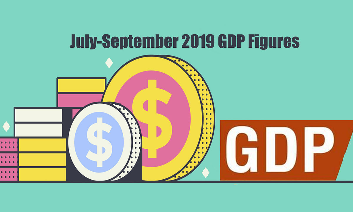 GDP Figures Released