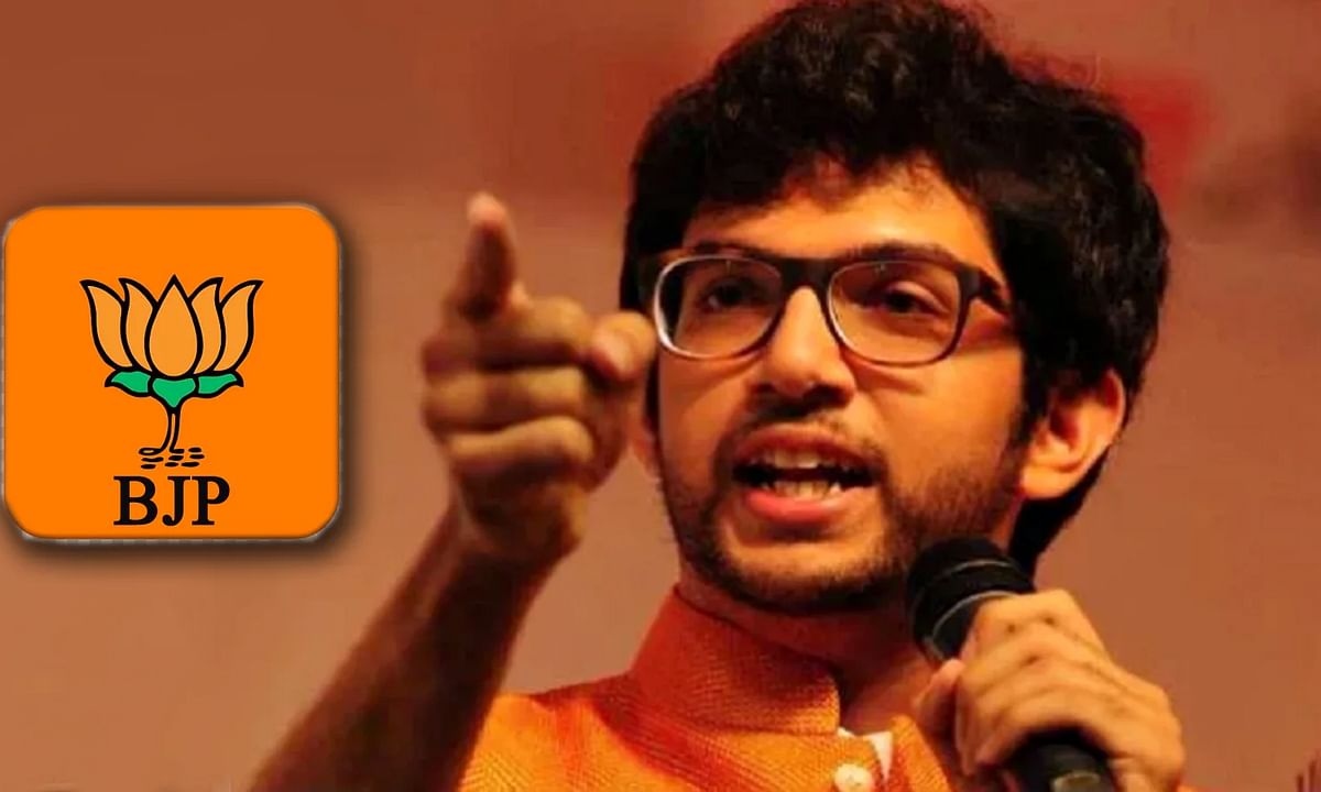 शिवसेना का भाजपा के खिलाफ बड़ा बयान- कहीं नहीं खिलेगा कमल