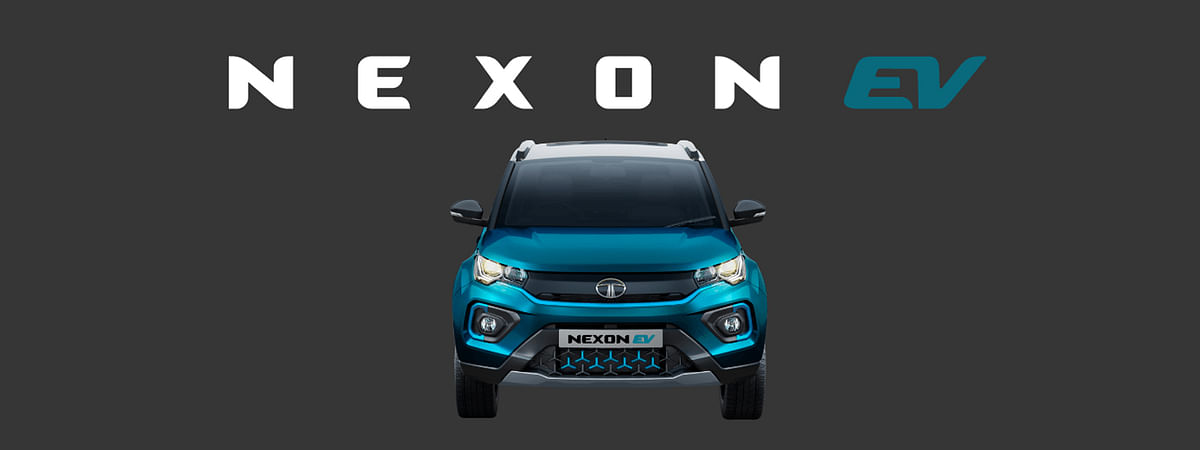 Nexon EV SUV launched in India